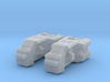 Thiefx2 (1/700) 3d printed