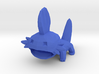 Low Poly Mudkip 3d printed