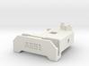 RC8B3.1 Integrated Transponder Mount w/ Holder 3d printed