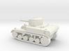 1/200 Scale Stuart M3A1 Light Tank 3d printed