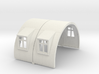 N-87-complete-nissen-hut-mid-16-two-wind-1a 3d printed