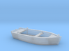 HObat41 - Wooden smallboat 3d printed