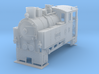 HOe-loco01a - Hoe transkit for N Fleischmann 7305 3d printed