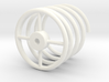 BACK FUTURE TRAIN COIL NEW 3d printed