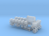 N JD 16 Row Planter TRANSPORT  3d printed