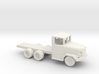 1/200 Scale M46 Truck Chassis 3d printed