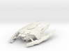 Elachi Qulash Frigate 3d printed