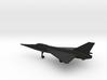 Fairey FD.2 Delta II 3d printed