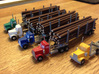 Logging Bunks For Trailers 3d printed add on logging bunks..