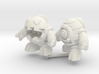 Mecheggs - Gaze and Chomp 3d printed