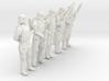 1/24 Sci-Fi Sardaucar Platoon Set 201-06 3d printed