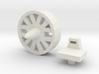 POTP Wreck-Gar Wheel Shield Accessory 3d printed