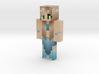 Laryn   Minecraft toy 3d printed