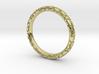 Wedding Ring Snake 3 mm 3d printed