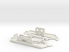 SUR-CHASSIS-V2-GLA-ESC RADON 3d printed