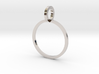 Charm Ring 13.61mm 3d printed