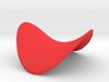 Pringle / Saddle Surface on Circular Domain 3d printed