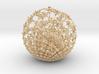 aumegasphere 1.2 3d printed