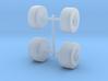 2001-2007 indycar tires 3d printed
