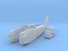 Aero A-18-fuselage 3d printed