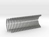 Heat Sink Fins (full) for PP Starkiller 3d printed