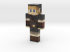Jah007   Minecraft toy 3d printed