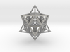 Wireframe Stellated Vector Equilibrium  3d printed