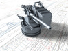1/144 6-pdr (57mm)/7cwt QF MKIIA Aft (MTB) 3d printed 3D render showing product detail