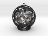 Unicorn Solstice Ornament 3d printed