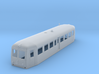 Malaxa Class 77 Scale 1:120 (TT) 3d printed