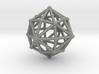 0398 Disdyakis Dodecahedron V&E (a=1cm) #002 3d printed