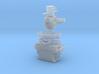 1/700 DKM Admiral Scheer Tower 3d printed