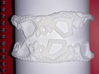 Cosplay Club Cuff 3d printed Cuff Blank