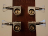"""Grover guitar tuning machine buttons """"small"""" 3d printed"""