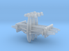 Sikorsky S42 Flying Boat Set 3d printed the models are caged together to avoid loss and damage - NO SPRUES to cut away!