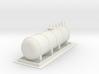 Dieseltankstelle Gas Fuel Station 1:160 3d printed Dieseltankstelle