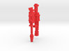 5mm Earth Wars Gunner Weapons 3d printed