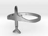 Dream 787 Ruler Ring 3d printed