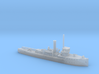 1/700th scale polish gunboat General Galler 3d printed