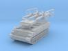 SAM 2K12-KUB TEL esc: 1:160 3d printed