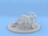 Cannon-2 (HO) 3d printed Part # CN-002