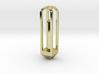 Octogonal Prism Pendant 3d printed