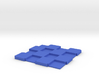 """Expandable Mini Chess Board 4x4 with 1/2"""" Squares 3d printed"""