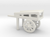 hand cart plants  3d printed
