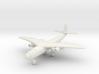(1:200) Arado E 395 Crescent Wing Version 3d printed