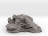 High Quality Grey Rock Terrain Piece 3d printed