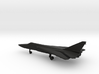 Sukhoi Su-24 Fencer (swept wings) 3d printed
