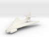 (1:285) Messerschmitt Me P.1101/101 (swept wings) 3d printed