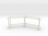 6' Fence Frame 45 deg Corner (2 ea.) 3d printed Part # CLBF-002