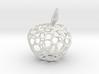 Voronoi Apple 3d printed